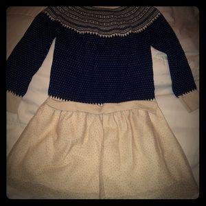 Baby GAP 5 years sweater dress